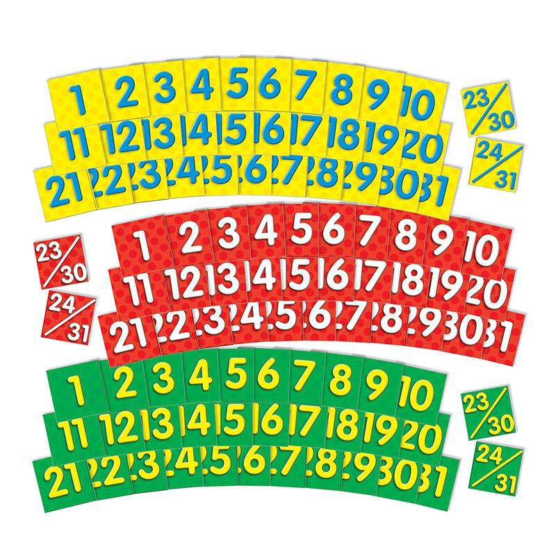Calendar Dates Pocket Chart Add Ons