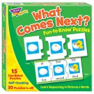 What Comes Next Sequencing Puz Fun-