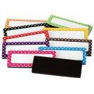Polka Dots Magnetic Labels