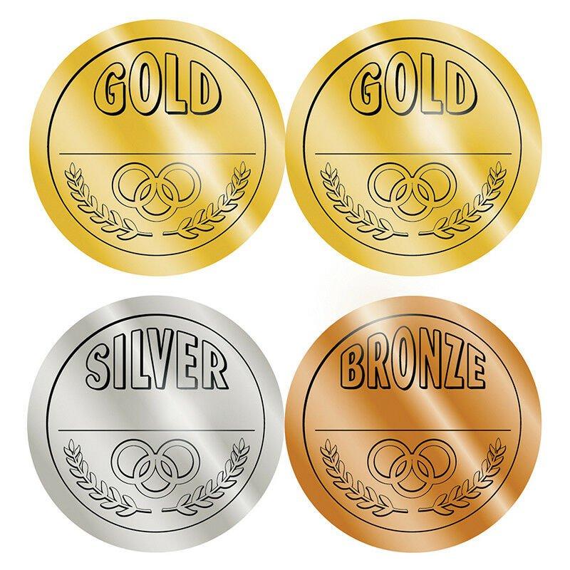 Medals Wear Em Badges Self Stick