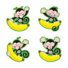 Monkeys Bananas Accents Variety Pk