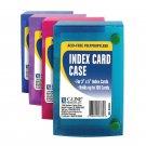 C Line 3X5 Index Card Case