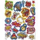 Super Class Sparkle Stickers