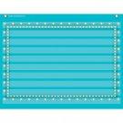 "Teacher Created Resources Light Blue Marquee Mini Pocket Chart (17"" x 22"")"
