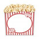 Classic Accents Popcorn Box