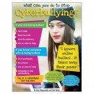 Cyberbullying Learning Chart