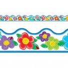Crayon Flowers Terrific Trimmer