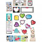 Creative Teaching Press Happy Va-llama-Tine's Day Mini Bulletin Board CTP(3117)