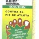 HONGO KILLER SOLUTION Size: 1 OZ