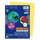 Riverside 9X12 Yellow 50 Sht