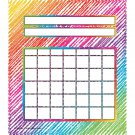 Teacher Created Resources 3072 Colorful Scribble Incentive Charts