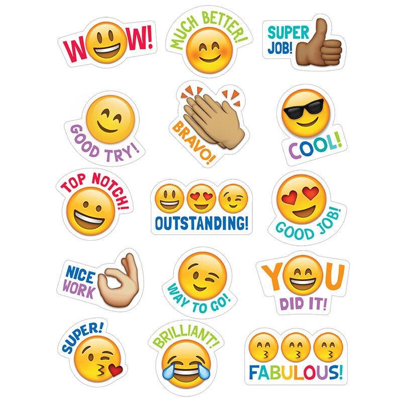 Emoji Rewards Stickers