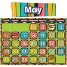 Stylin Stripes Calendar Bb Set