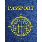 Blank Passports Pack Of 12