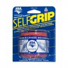 SelfGrip Self-Adhering Support Bandage, Red, 2 Inch
