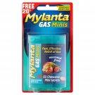 Mylanta Mini-Tabs Antacid, Assorted, 50 Count