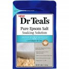 Dr Teal's Pure Epsom Salt Soaking Solution Ginger & Clay