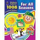 For All Seasons Sticker Book 1008Pk