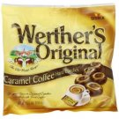 Werther's Original Caramel Coffee Hard Candies, 5.5-Ounce Bags (Pack of 12)
