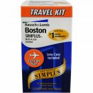 Boston Multi-Action Solution, Simplus Travel Kit, 1 Ounce Bottle