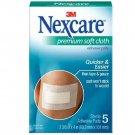 Nexcare Soft Cloth Premium Adhesive Pad 2 3/8 x 4 - 5 ea