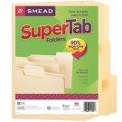 Smead 24Pk Manila Supertab