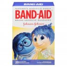 Band-Aid Disney-Pixar Inside Out Assorted Adhesive Bandages, 20 Count