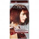 L'Oreal Feria Permanent Haircolour Gel 56 Brilliant Bordeaux - Auburn Brown