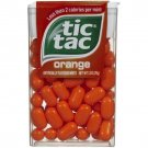 tic tac Orange Singles, 1 Ounce (Pack of 12)