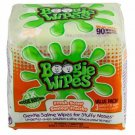 Boogie Wipes Natural Saline Kids and Baby Nose Wipes  90 Count