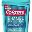 Colgate Enamel Health Anticavity Fluoride Sparkling Fresh Mint Mouthwash,33.8 oz