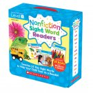 Nonfiction Sight Word Readers Lvl B