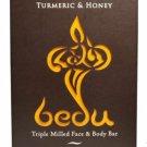 One With Nature Bedu Camel Milk Turmeric & Honey 4 oz (113 grams) Bar(S)