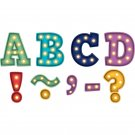 """Teacher Created Resources Marquee Bold Block 3"""" Magnetic Letters"""