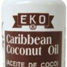 Eko Caribbean Coconut Oil - 4 Oz by PROMEKO INC