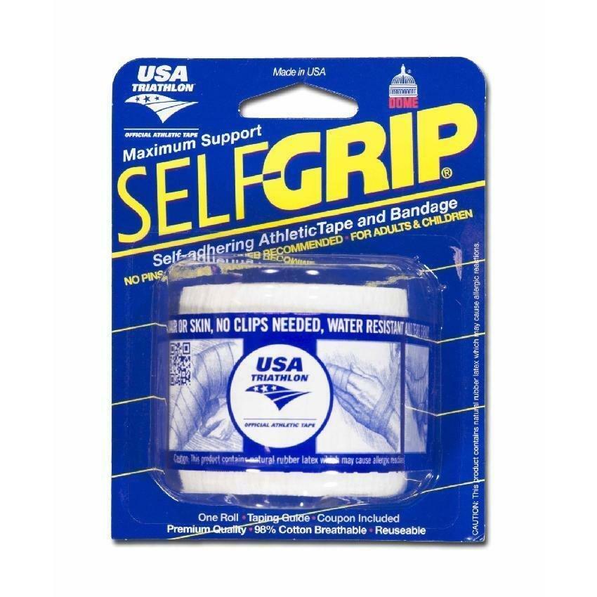 SelfGrip Self-Adhering Support Bandage, White, 2 Inch