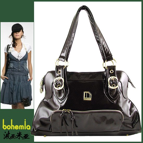 REAL Leather New style, Brand new, First New Arrival women's handbag, bag