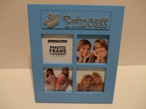 Blue Princess Frame