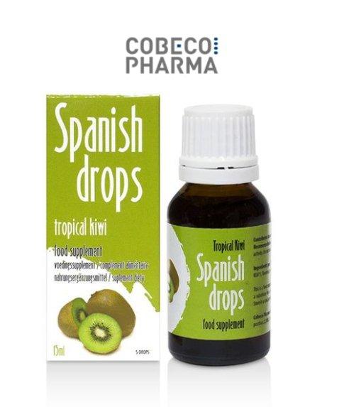 Spanish fly Tropical Kiwi sex drop stimulant 15ml/0.50fl oz