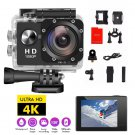 ACTION CAM WiFi 4K HD 1080P 2 Inches Touchscreen Sport DVR Camcorder Waterproof Underwater