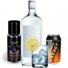 Body oil warming massage Vodka & Red Bull Voulez-Vous 35ml/ 1 fl oz