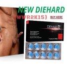 Die Hard II Natural Viagra 10 Blue Pills Hardcord for penis Erection