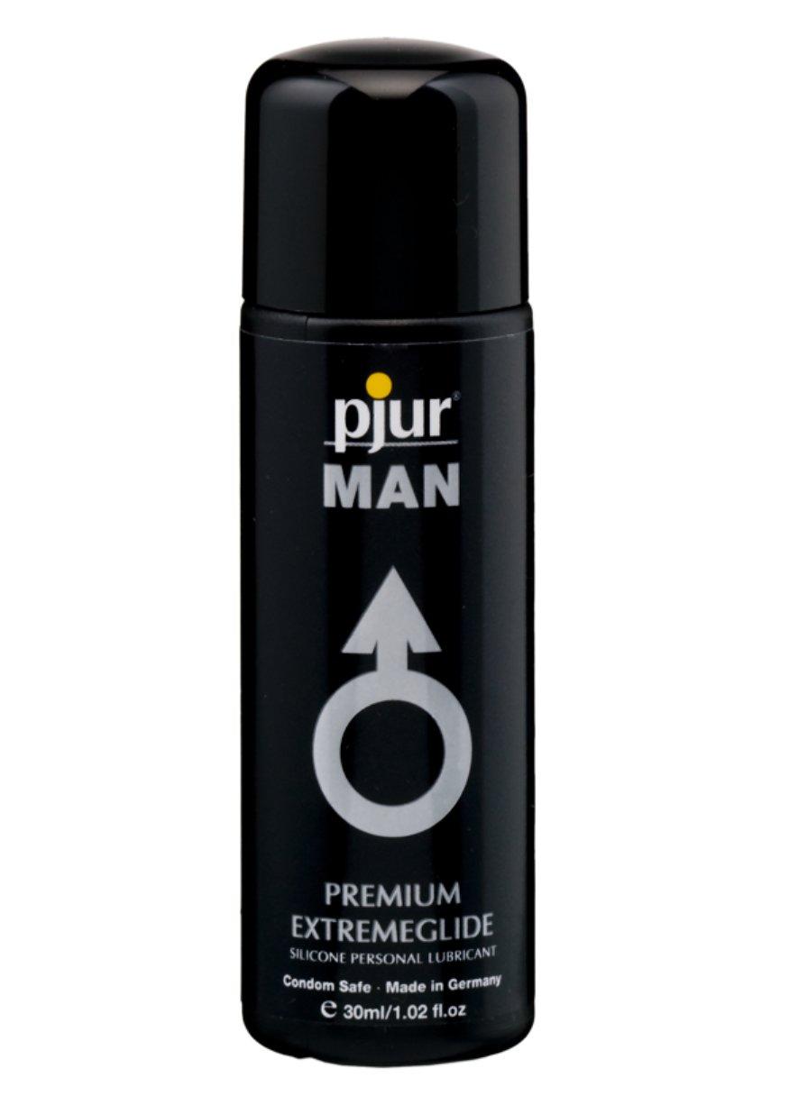 PJUR Lubricants Man Premium Extreme Glide Silicone 1 fl oz 30ml
