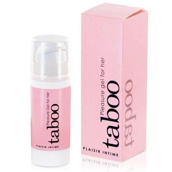 TABOO PLEASURE FOR HER clitoral cream 1 fl oz 30 ml