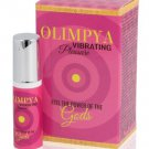 Olimpya Vibrating Pleasure Power Of the Gods Vagina Enhancer Cannabis Weed Clitoris Stimulant 6ml