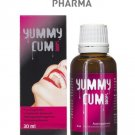 YUMMY CUM Drops Improves the Flavor of Male Semen 30ml 1 fl oz