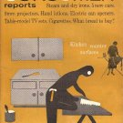CONSUMER REPORTS-MARCH 1958