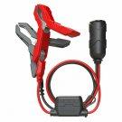 Noco GC017 12V DC Car Battery to Female Cigarette Lighter Plug Socket Adapter