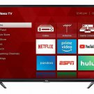 TCL 32-Inch 720p 60Hz Roku Smart LED HDTV with 3 x HDMI