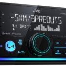 JVC 2-DIN Car Stereo Digital Media Receiver with Bluetooth USB SiriusXM Ready